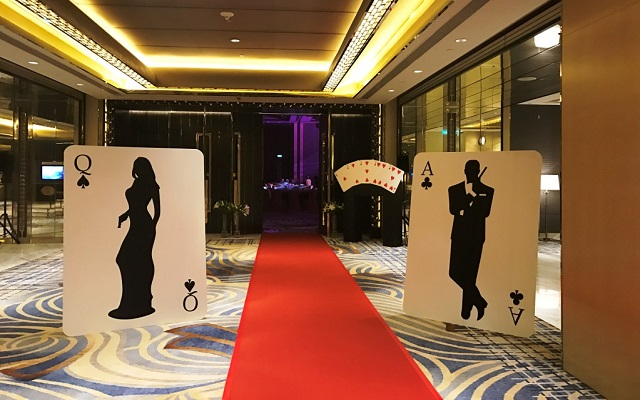 THEME PARTY 007 Casino Macau