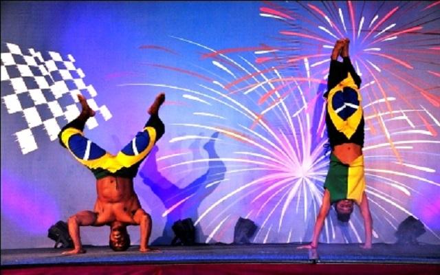 Theme Party Macau Carnival Night