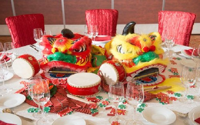 CHINESE PARTY THEMES Macau