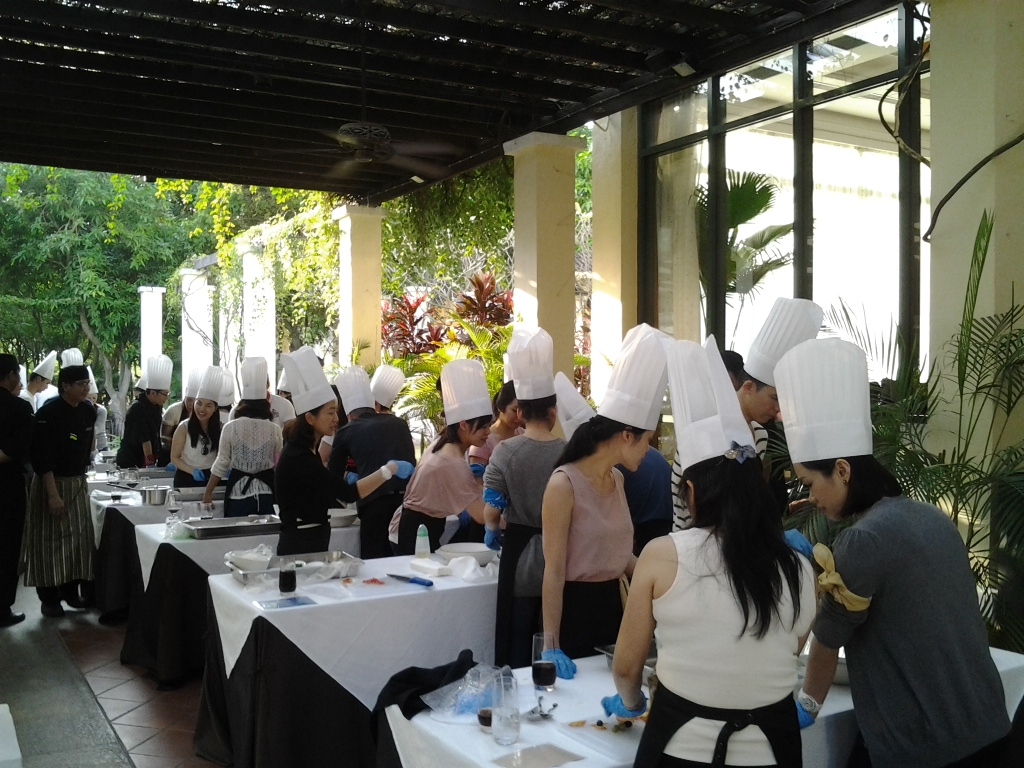 Macanese Portuguese Cooking Class