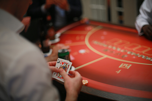 Fun Casino Themed Events Macau | smallWORLD Experience