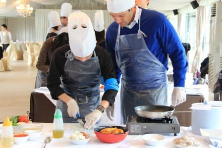 Portuguese-Macanese Culinary