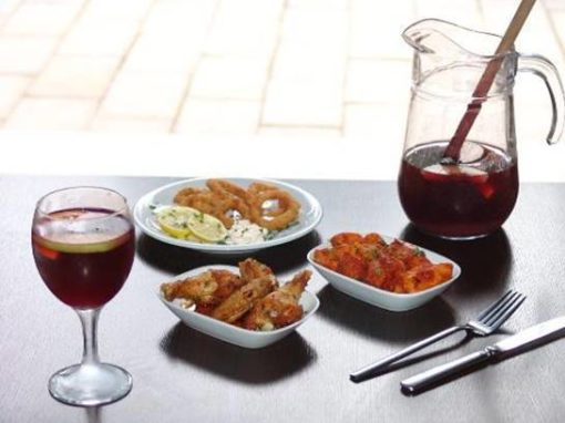 Sangria and Tapas