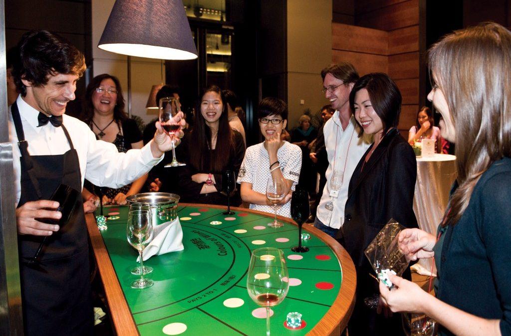 Wine and Gourmet Casino
