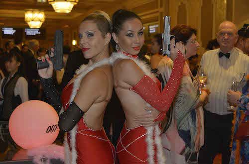 Casino Party in Macau