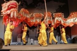 Chinese Dragon Dance for corporate events