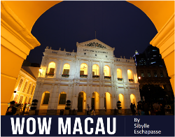 The iPad Discovery as a must do in Macau
