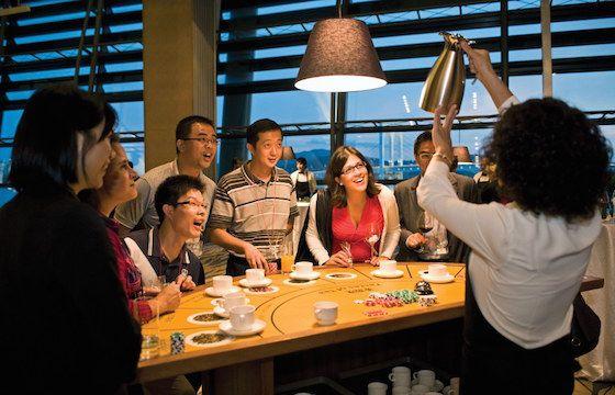 Macau Wine and Gourmet Casino