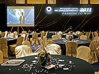 Event Production in Macau