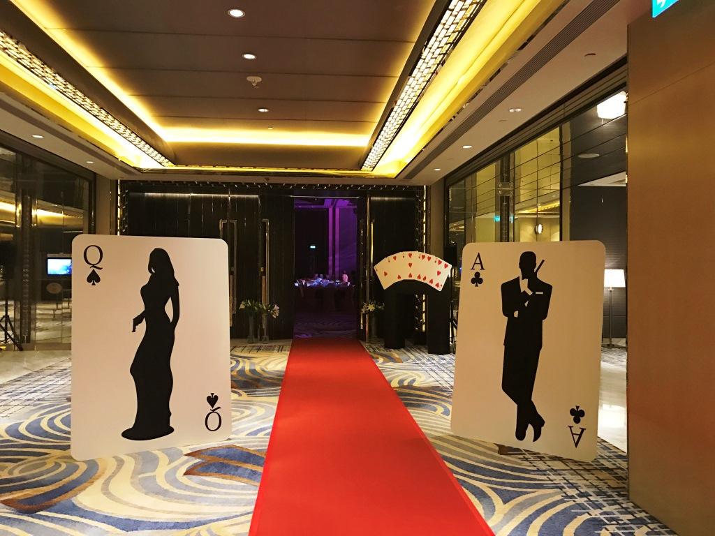 casino night; themed events; casino party