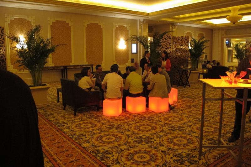 Event in Macau Lightning