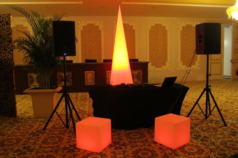 Event lightining for corporate events Macau
