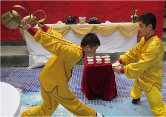 Kung Fu Tea - Entertainment Company
