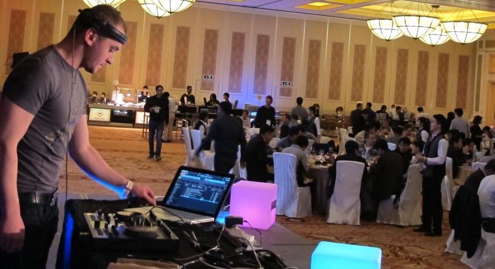 DJ Live Music Macau