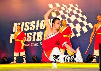 Shao Lin Kung Fu - Entertainment Company Macau