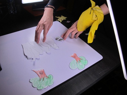 stopmotion; team work; group games (3)