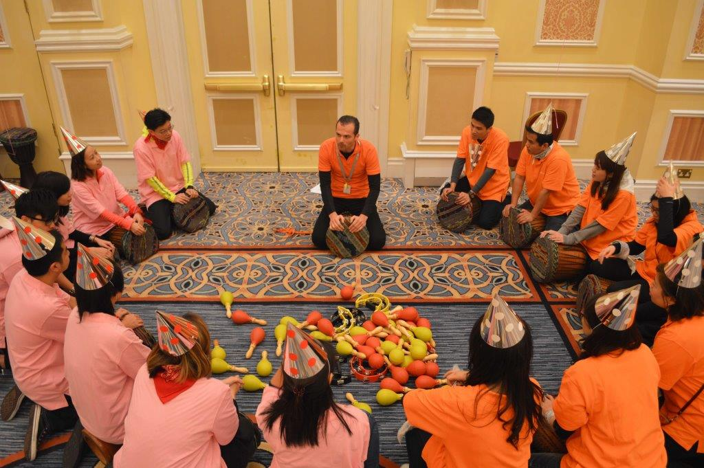 team building; group games (1)