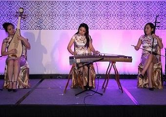 Traditional Gu Zheng - Entertainment Company Macau