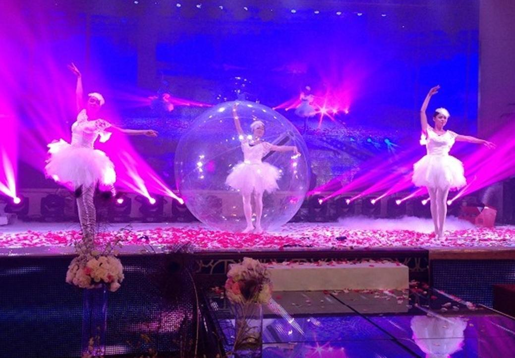 Live entertainment Macau