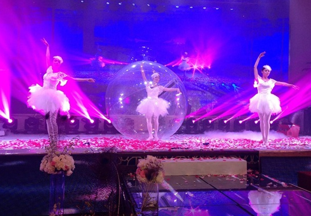 Live entertainment Macau