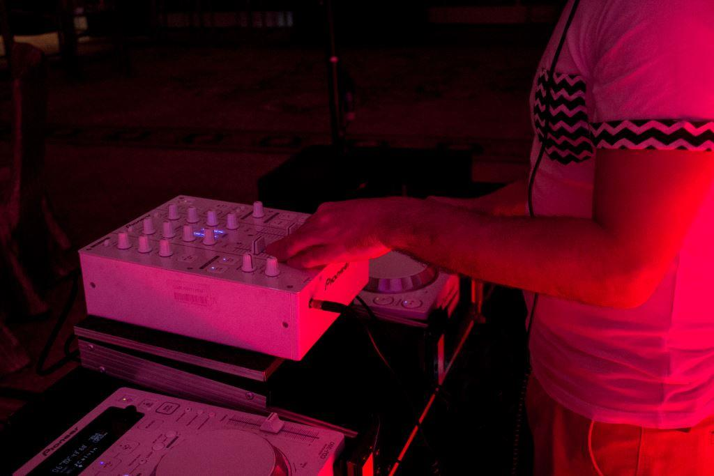 DJ services for corporate events
