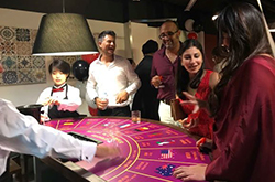 Wine and Gourmet Casino
