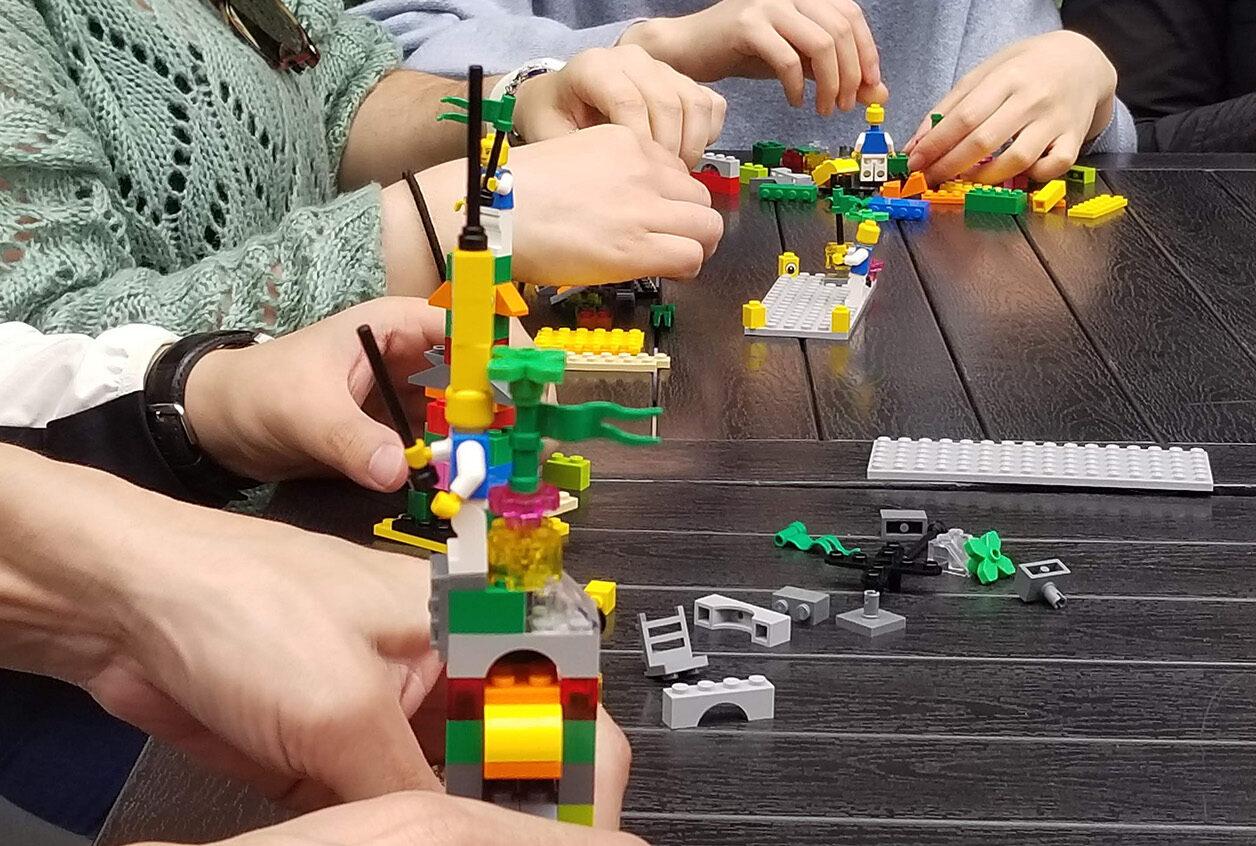 Lego Team Building Activities