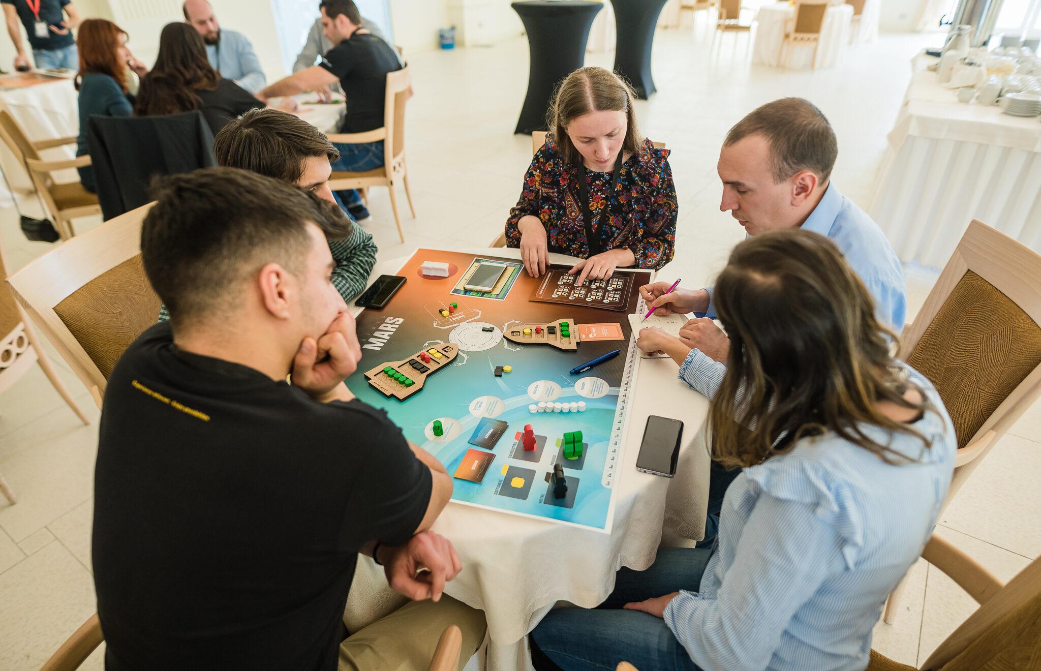Cooperation Team Building Game