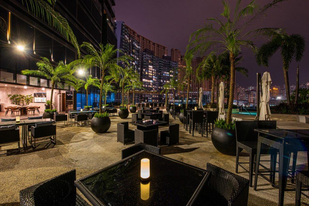 D'Ouro Restaurant @ the Macau Roosevelt